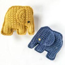 haakpatroon olifantje