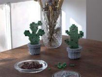 strijkkralen cactus
